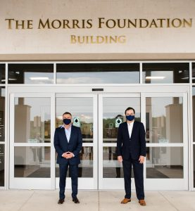 Morris Foundation Naming Speakers
